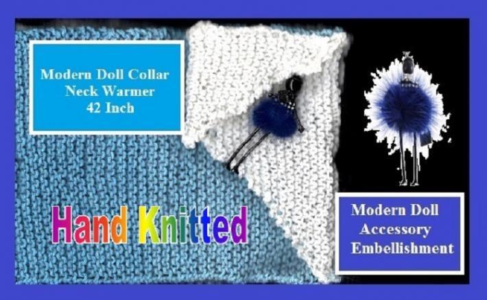 Modern Collar Neck Warmer
