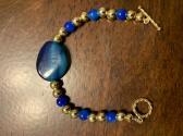 6 Inch Beaded Bracelet