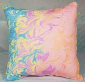 Marbled Double Sided Pillow