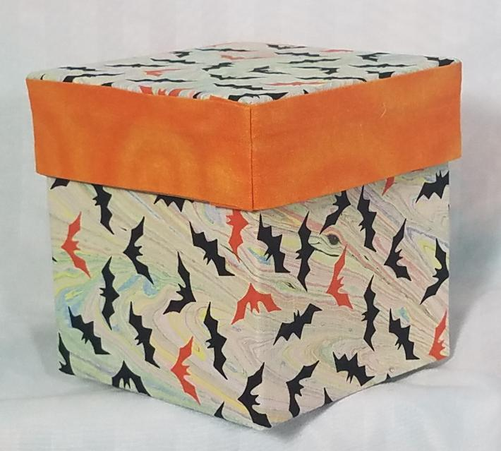 Marbled Gift Box