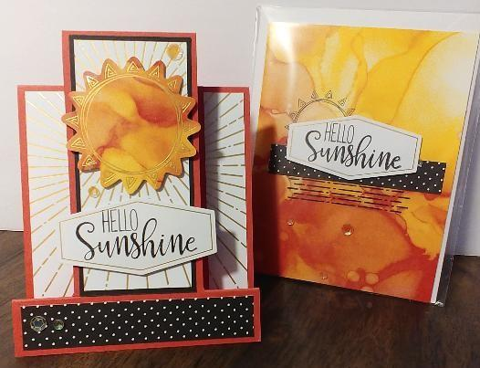 Sunshine cards
