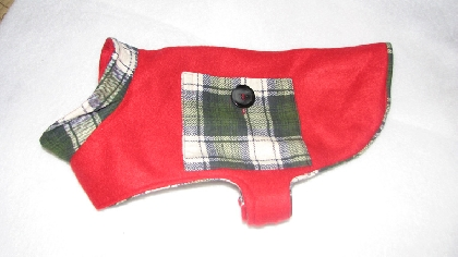 Carryall Pooch Coats