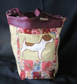 Jack Russell Breed Specific Tote Bag