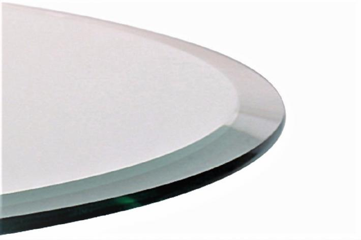 Glass Lazy Susan 28 Inch Diameter