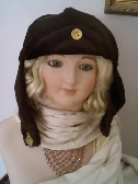 Airship Pilot Hat