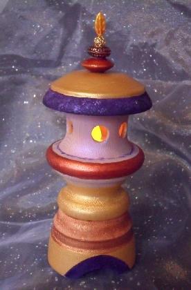 Gold Roof Lantern