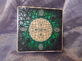 Green and Silver Box