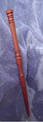 Jatoba or Brazilian Cherry Wand 1