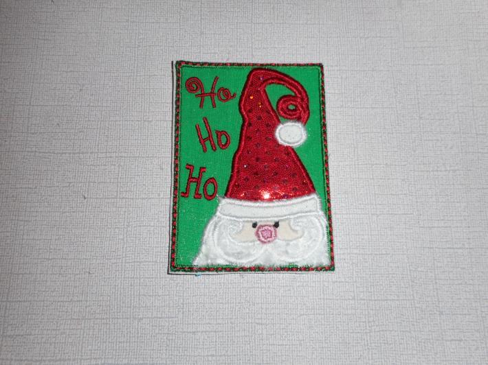 Christmas Santa HO HO HO
