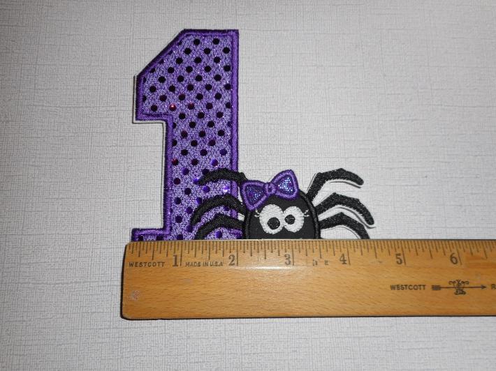 Number 1 Spider