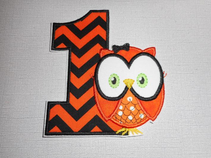 Number 1 Owl