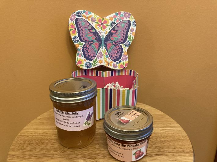 Jelly and Syrup Gift Set