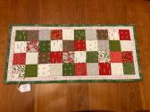 Christmas Table Runner Centerpiece