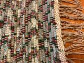 Christmas Woven Table Runner 11x32
