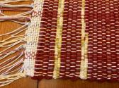 Woven Table Runner 15x28