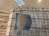 Rag Rug Denim 29x59