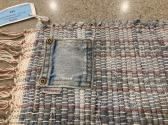 Rag Rug Denim 29x55