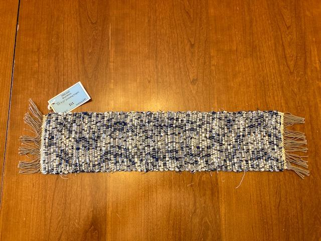 Woven Table Scarf 4x22