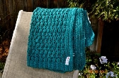 SOLD Turquoise Lapghan