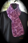 Purple Camel Scarf