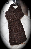 SOLD  Coffee Fleck Camel Scarf