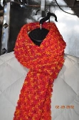Sunshine Camel Stitch Scarf