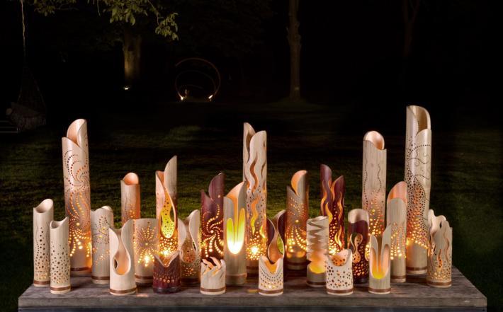 Bamboo Lightning