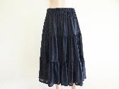 Black Skirt Casual Skirt Evening Skirt