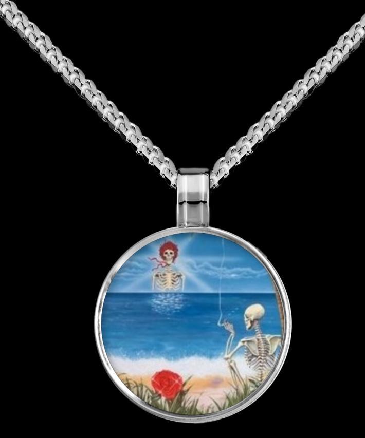 Grateful Dead Necklace E