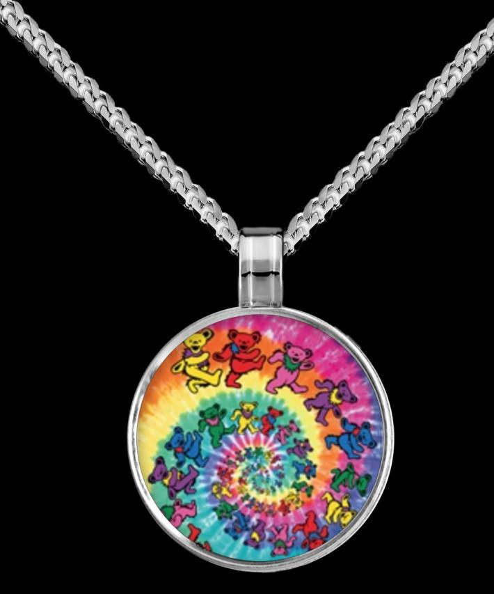 Grateful Dead Necklace G