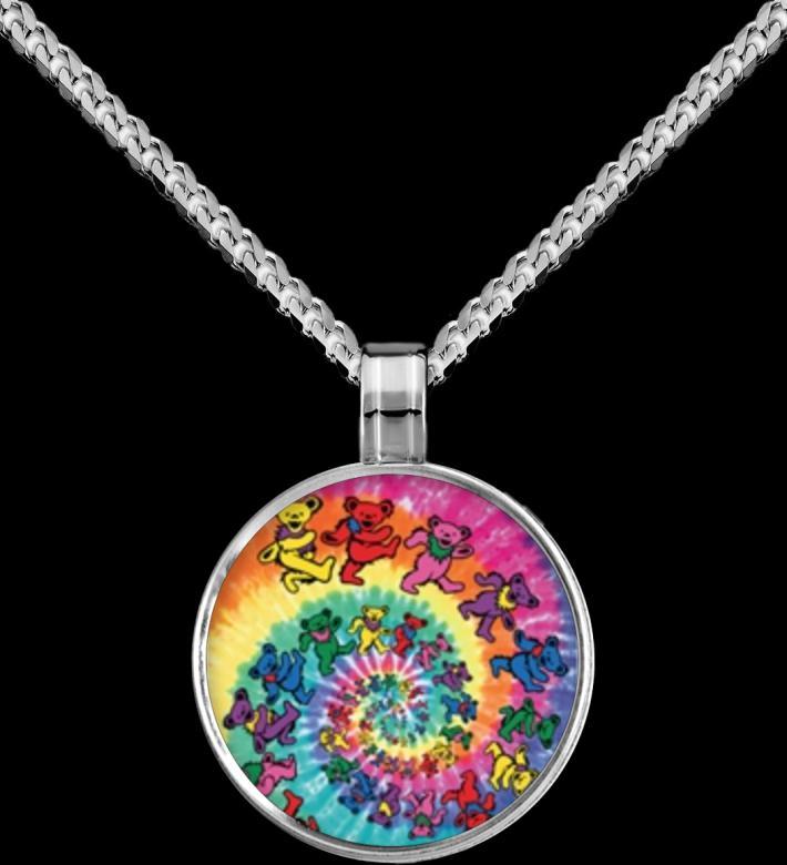 Grateful Dead Necklace H