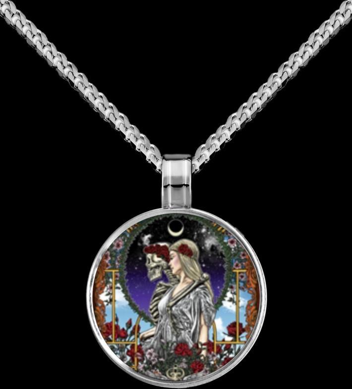 Grateful Dead Necklace I