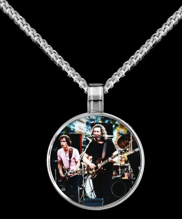 Grateful Dead Necklace M