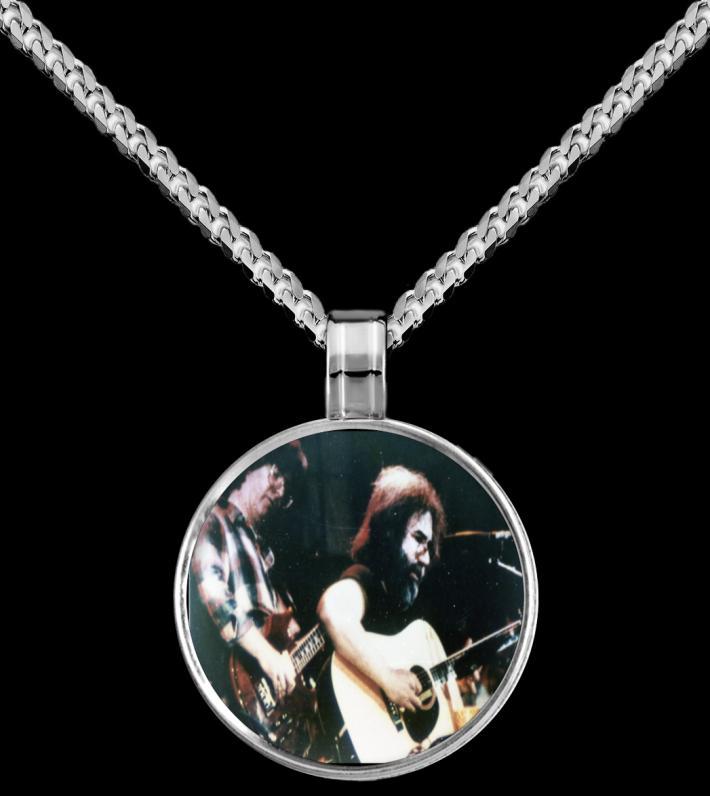 Grateful Dead Necklace P