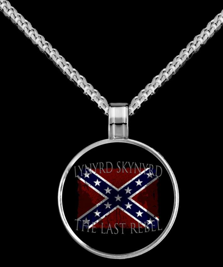 Lynyrd Skynyrd Necklace Pendant