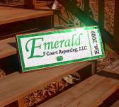 Logo and Business Custom Mosaic Sign or Plaque for Your Home or Office