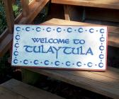 Custom Mosaic Signs    Name Address Business