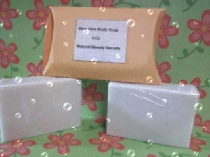 Aloe Body Soap