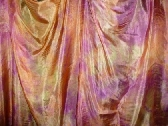 Rainbow Sherbet Veil