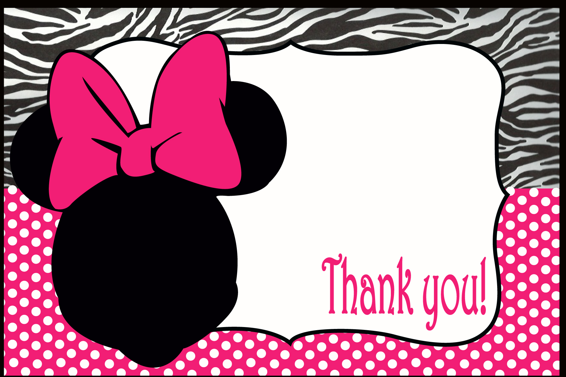 Minnie Mouse Invitations Baby Shower with best invitations example
