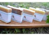 5 bars Handmade Natural Soap
