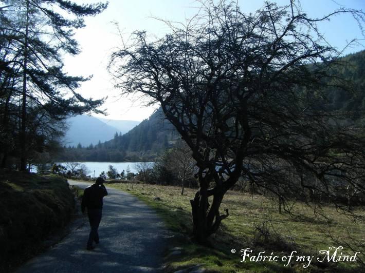 Contemplative Walk at the Upper Lake