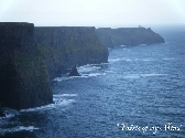 Cliffs of Moher in the Fog