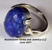 N LapisLazuli Ring