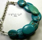 I Turquoise Bracelet