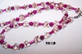 JQ Purple Passion Necklace