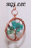 KE Tree of Life Pendant