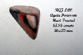 Heat Treated Agate Cabochon