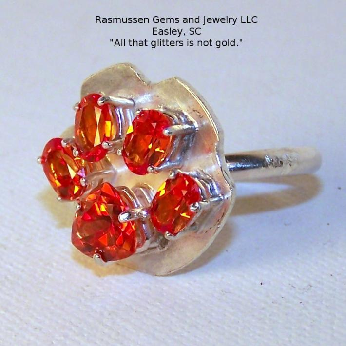 Custom Paw Ring