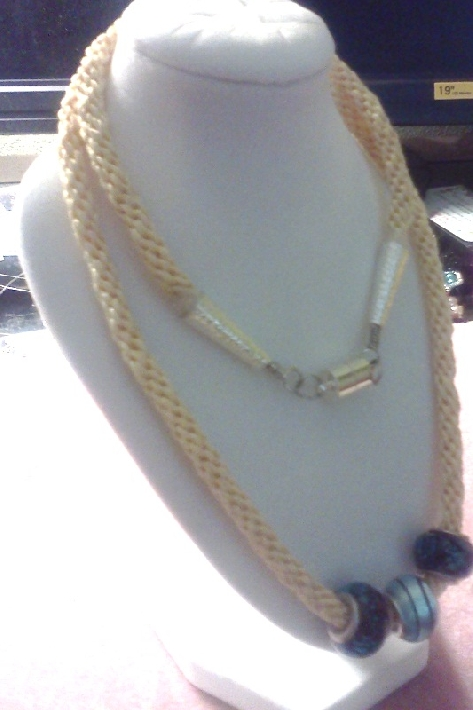 Yellow Ribbon Braided Sunshine